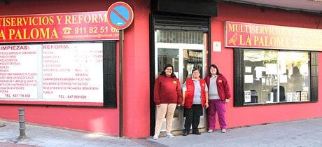 Reformas en Alcorcón La Paloma
