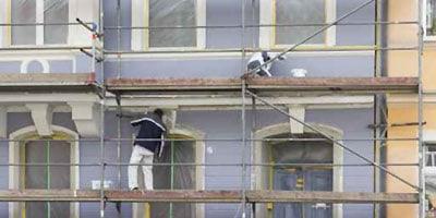 Reformas en Fuenlabrada trabajos en altura