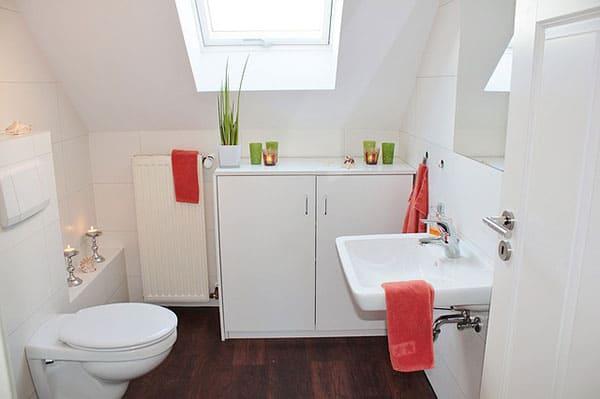 reformar un baño pequeño