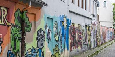 Limpiezas de graffitis en Fuenlabrada