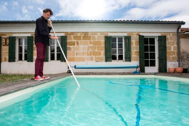 Mantenimiento de piscinas en invierno