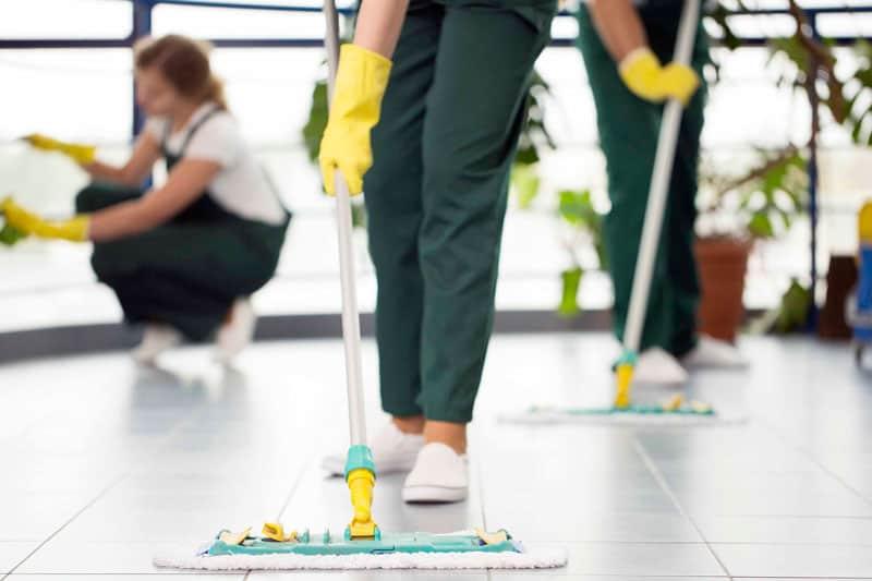 Empresa de limpieza de comunidad de vecinos