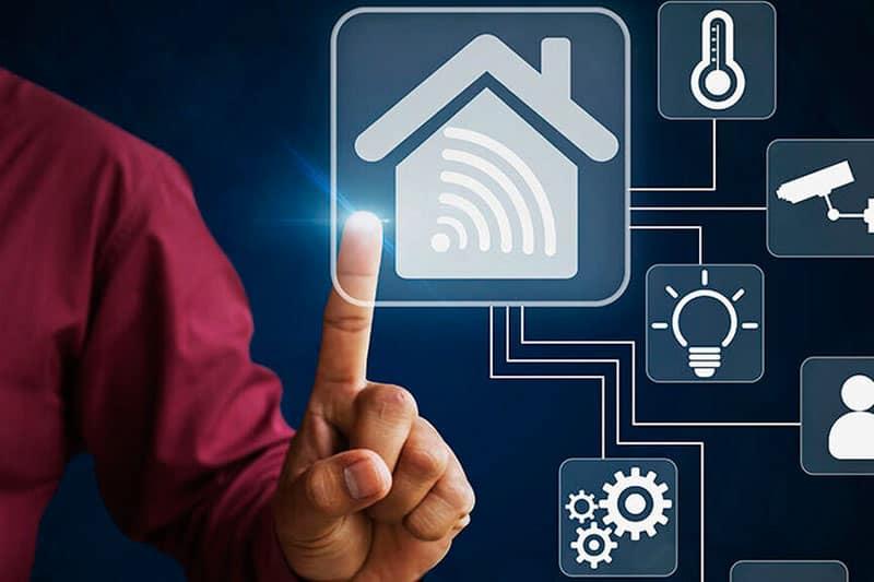 reforma para instalar domótica en la vivienda